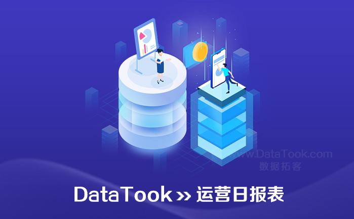 运营日报表_数据拓客(DataTook)-专业阿里国际站阿里1688店铺电商运营软件工具_喜鹊软件